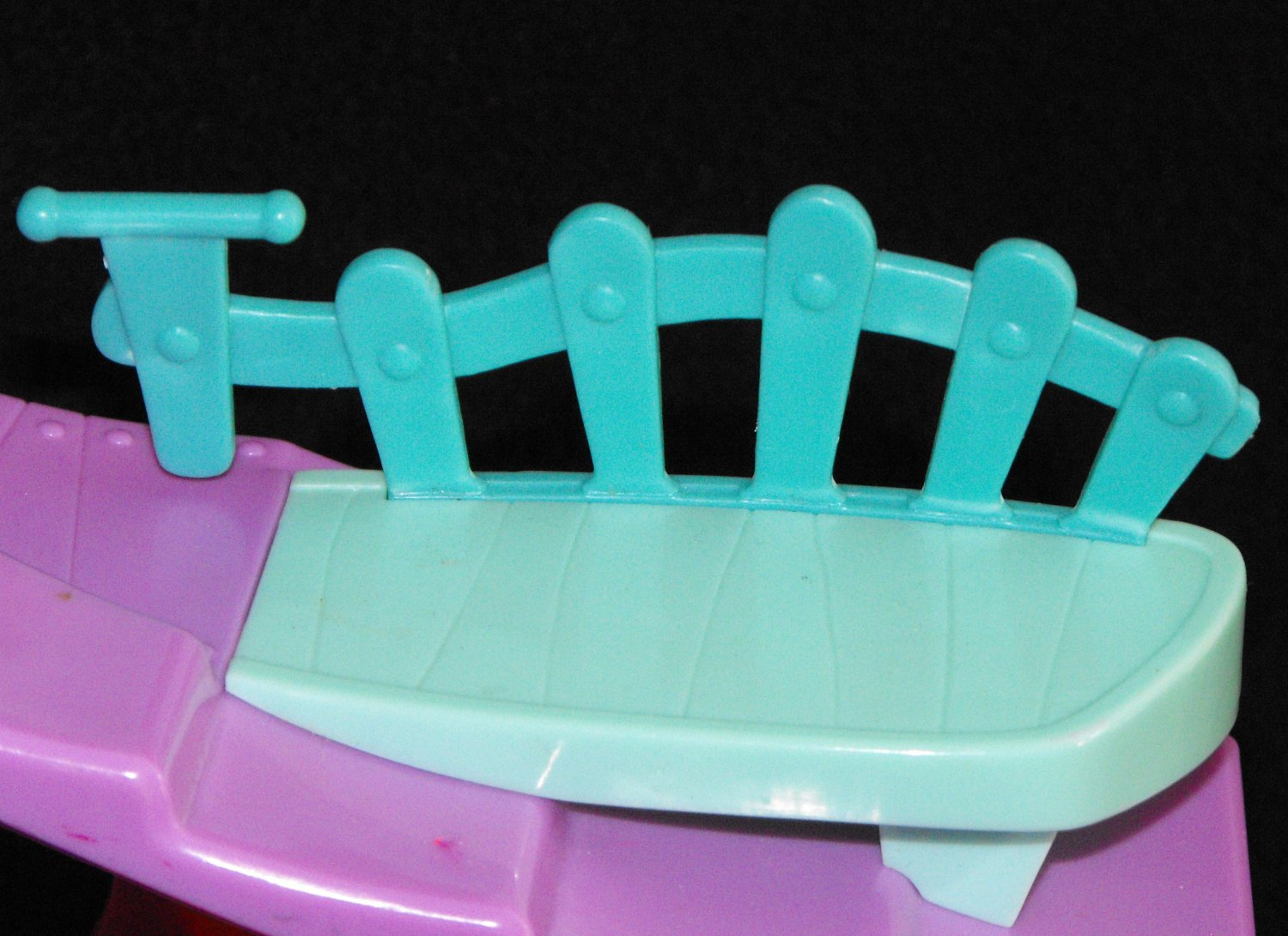 *7/14*SOLD~Littlest Pet Shop Pets Only Clubhouse Balcony  Part
