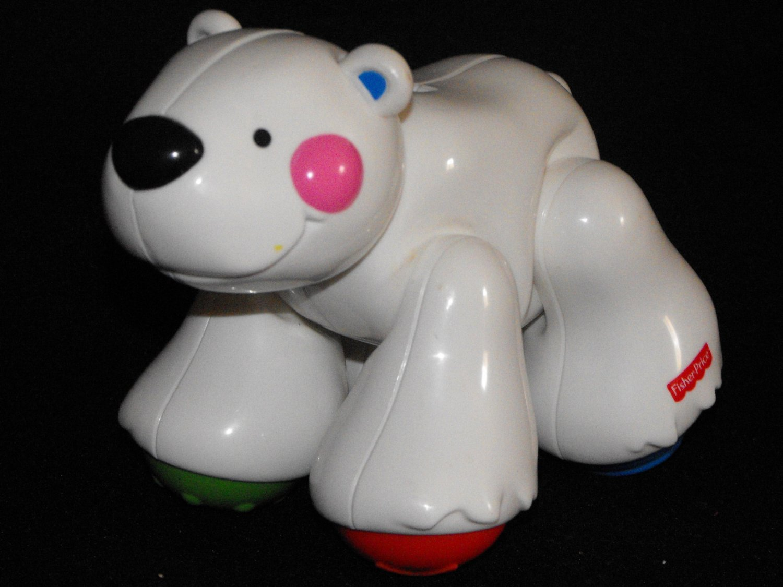 Fisher Price Amazing Animals Polar Bear Part