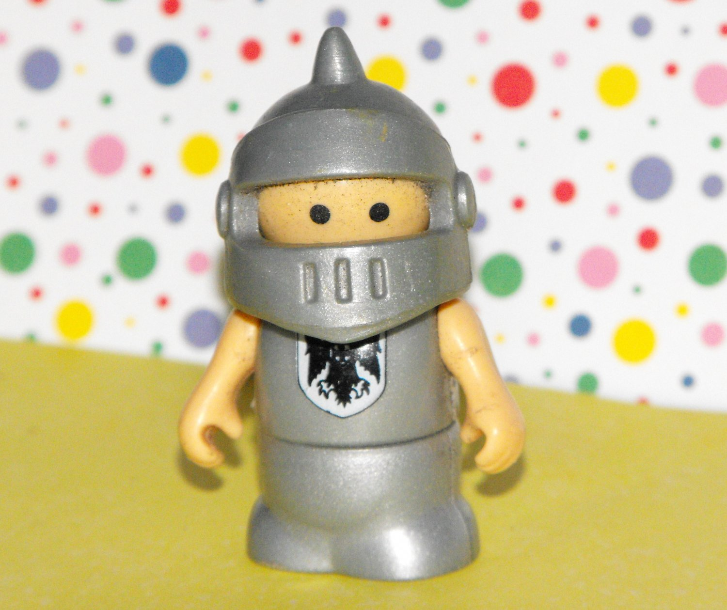 Shelcore Duplo Building Set Knight Figure