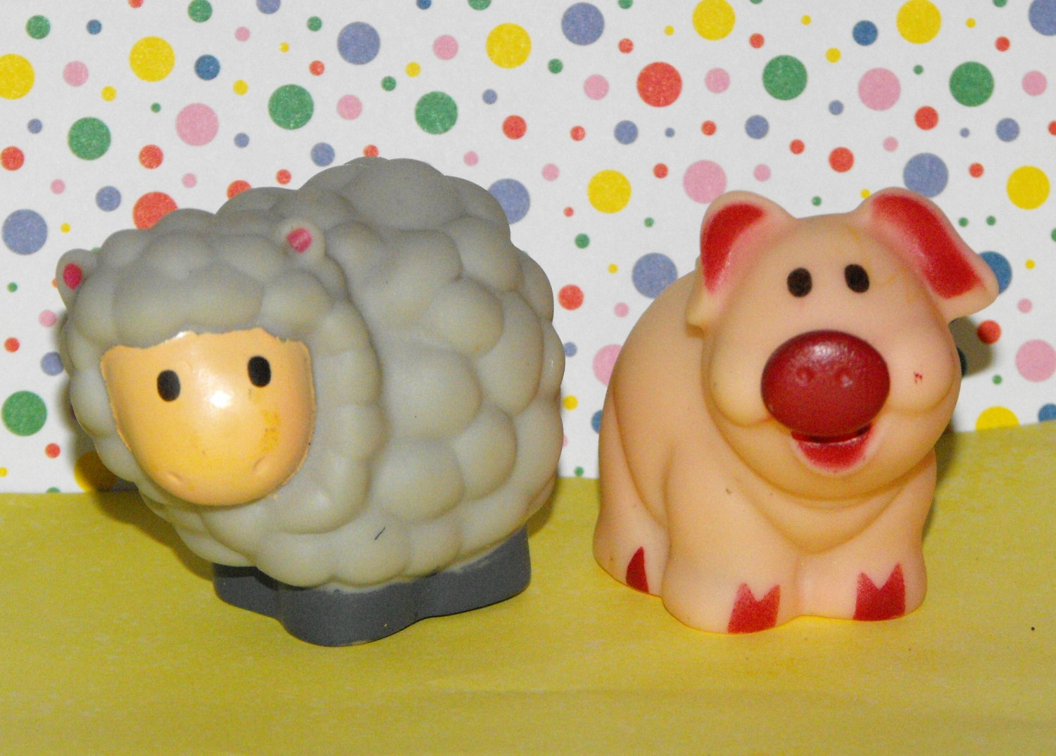 *SOLD~Shelcore like Fisher Price Little People Farm Animals