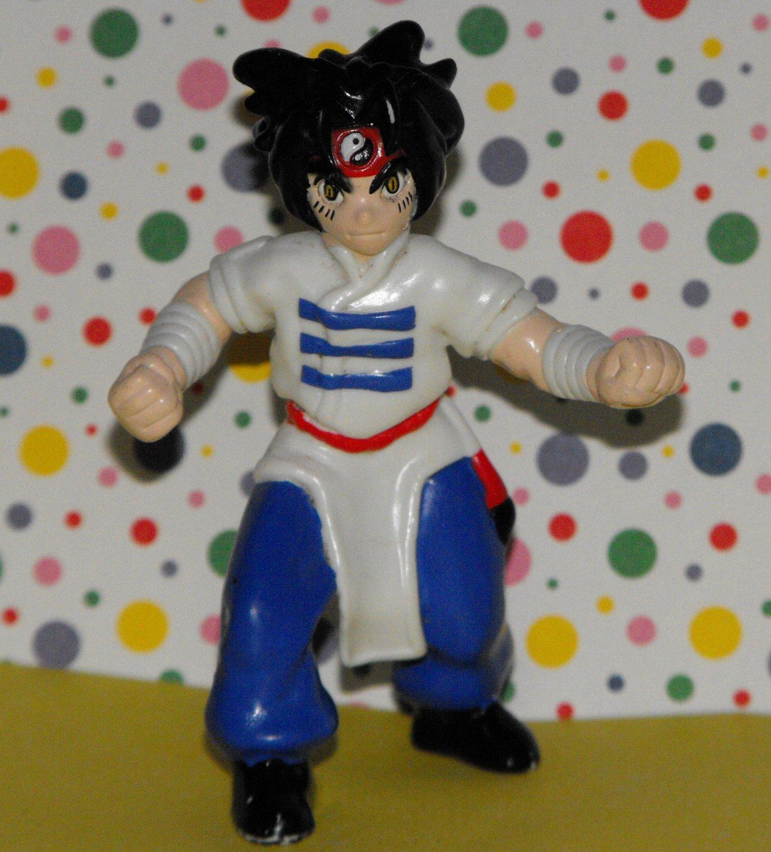 *3/17*SOLD~Beyblade Kai Burger King Action Figure