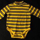 The Children's Place TCP Baby Boys 12-18 Months Longsleeve Turtleneck Bodysuit