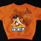 Mickey Mouse Baby Boys 18-24 Months Longsleeve Sweatshirt