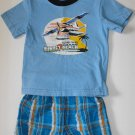 Sonoma/Garanimals Toddler Baby Boys 18 Months Surf Shorts Outfit