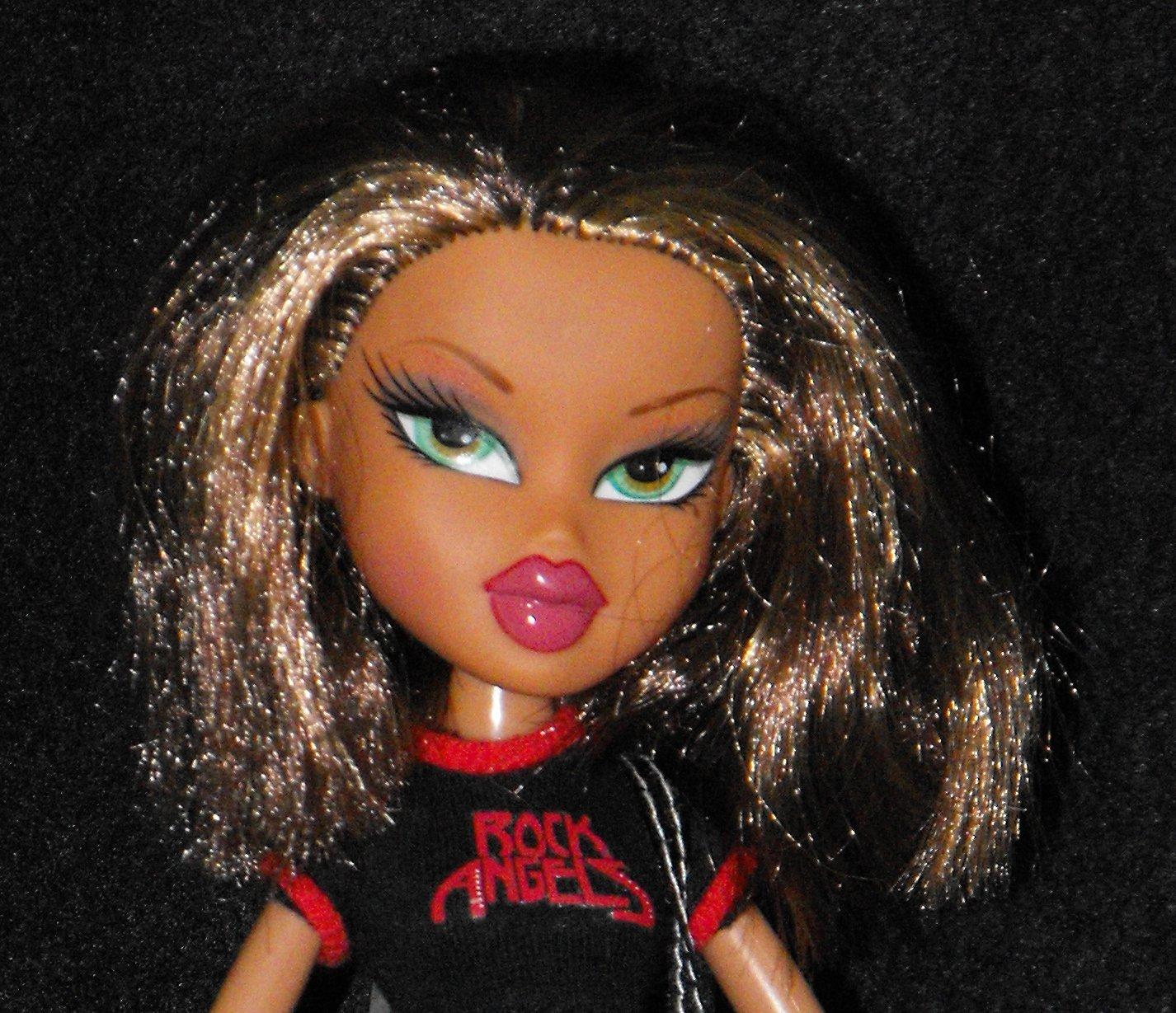 Bratz Rock Angelz Yasmin Doll Lot
