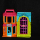 Fisher Price Sweet Streets Go Anywhere Girls Dance Studio Candy Shop