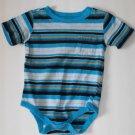 Faded Glory Baby Boys 18-24 Months Shortsleeve Bodysuit Creeper Shirt