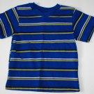Garanimals Baby Boys 18-24 Months Striped Shortsleeve Shirt NWOT