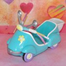 My Little Pony 2004 Butterfly Island Sprite Scooter G3