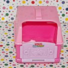 Fisher Price Little People Mia and Her On-The-Go-Grooming Dog Carrier Part