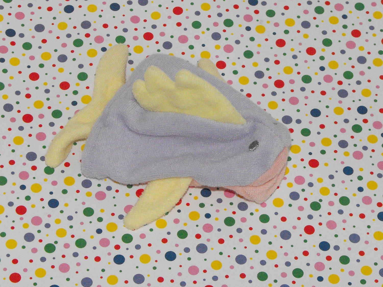 Bitty Baby Doll Bath Time Shark Wash Mitt Part