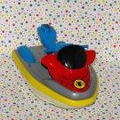 Marvel Spiderman Action Figure Jet Ski Vehicle