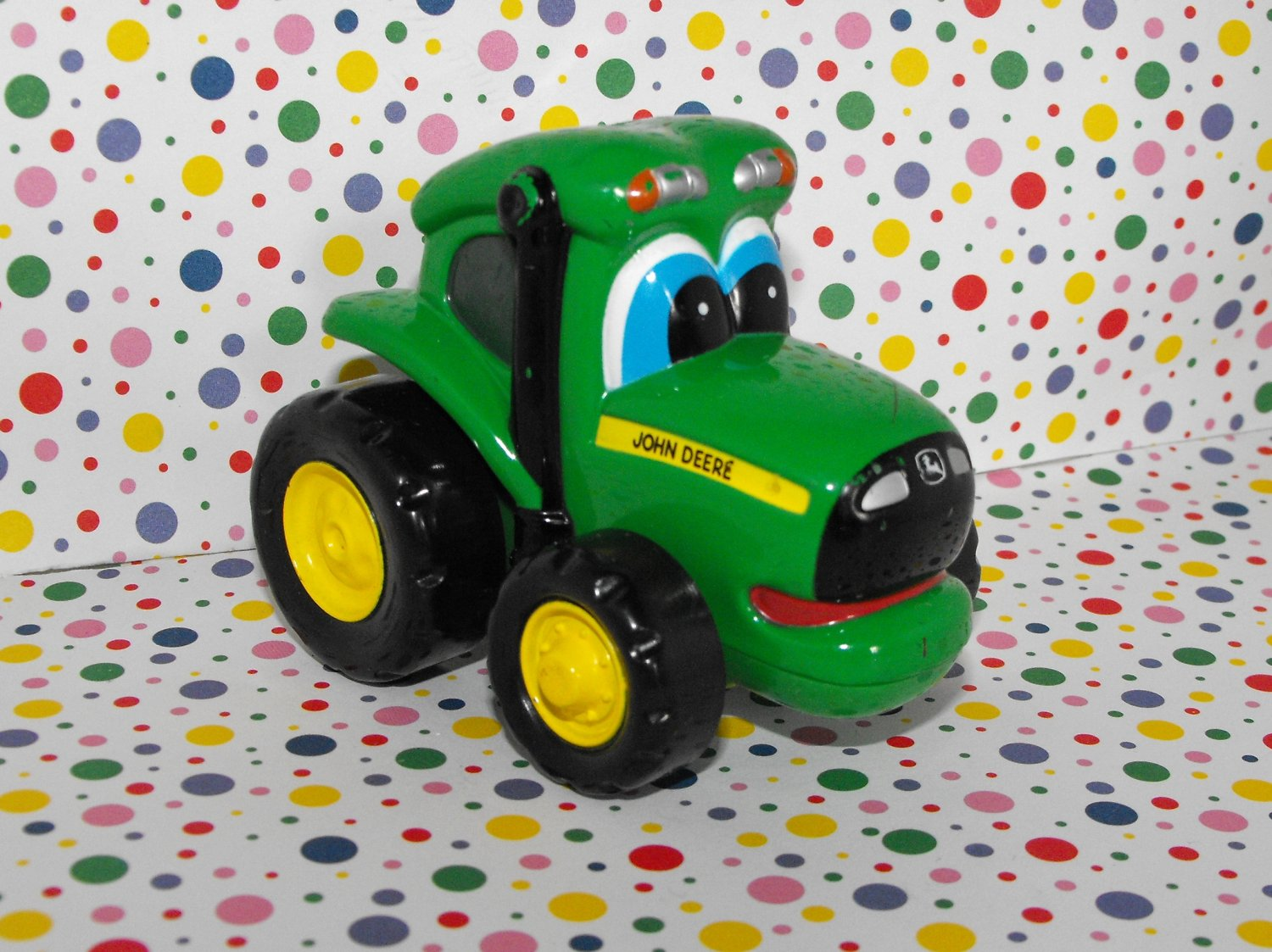 Ertl John Deere Johnny Tractor My First John Deere