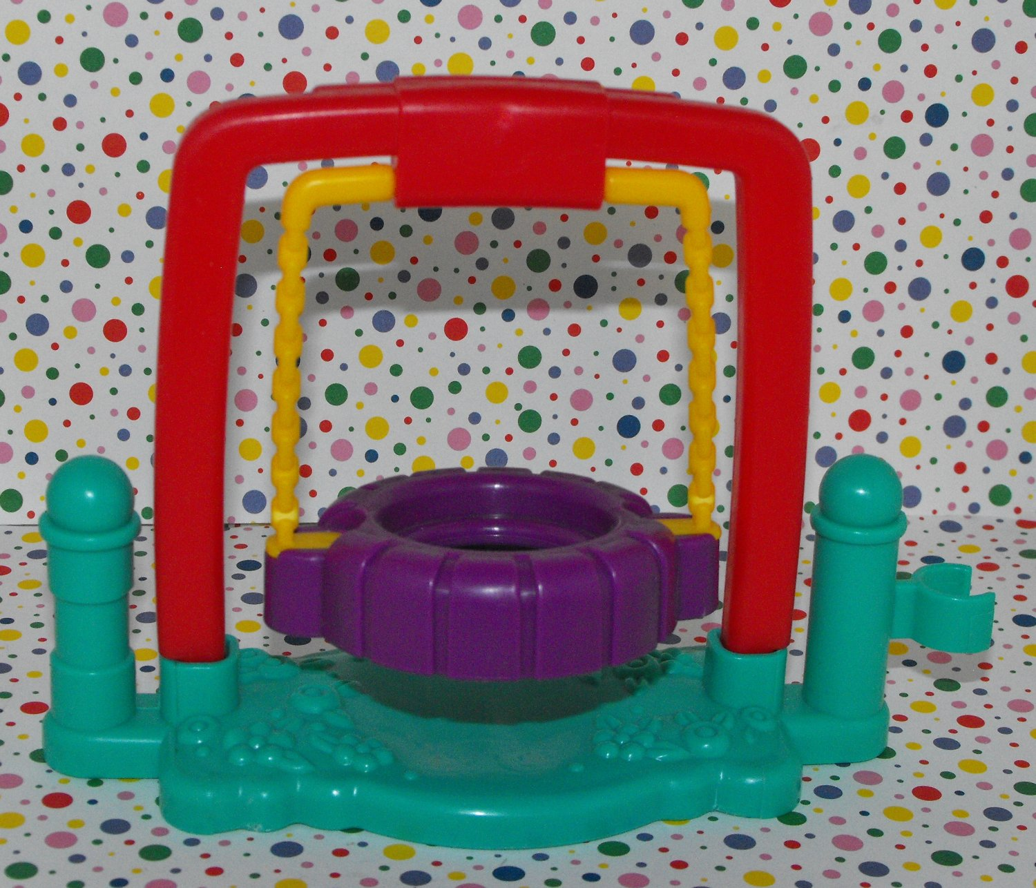 *SOLD~Awaiting Feedback~Fisher Price Little People Playground Swing Part