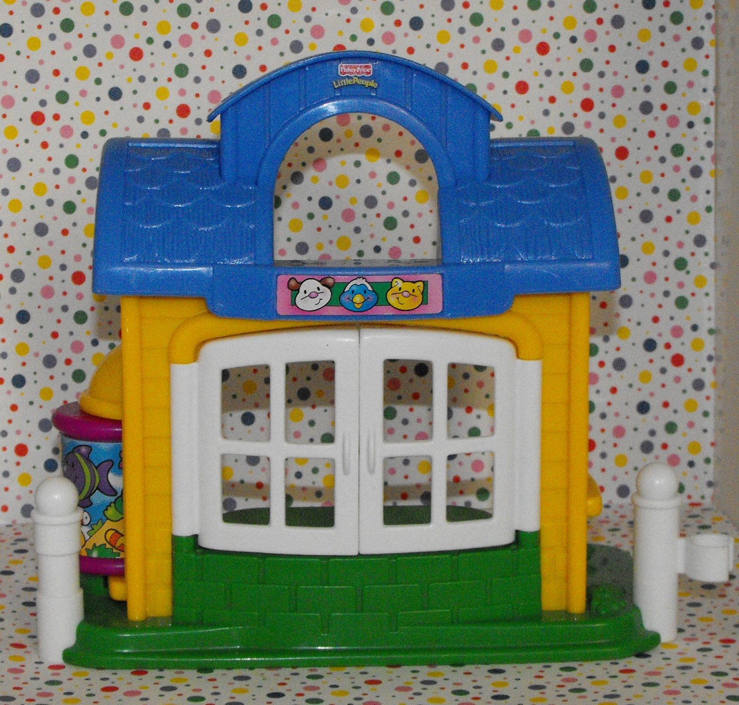 Fisher Price Little People Discovery Village Pet Shop Store Part
