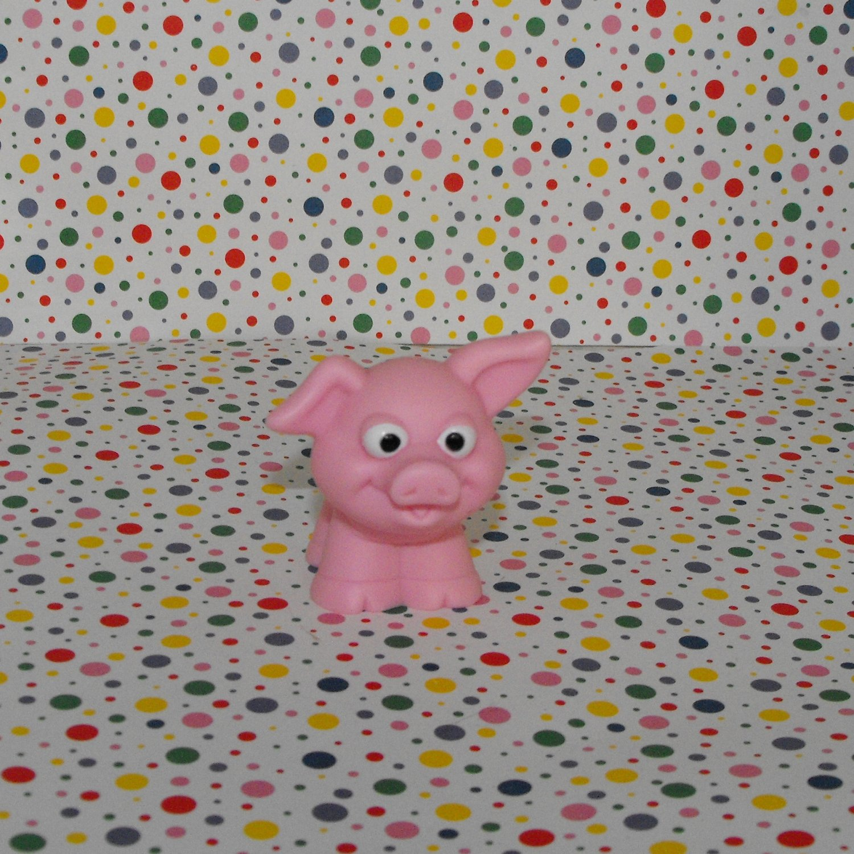 Elmo's Farm Sesame Street Pig Part