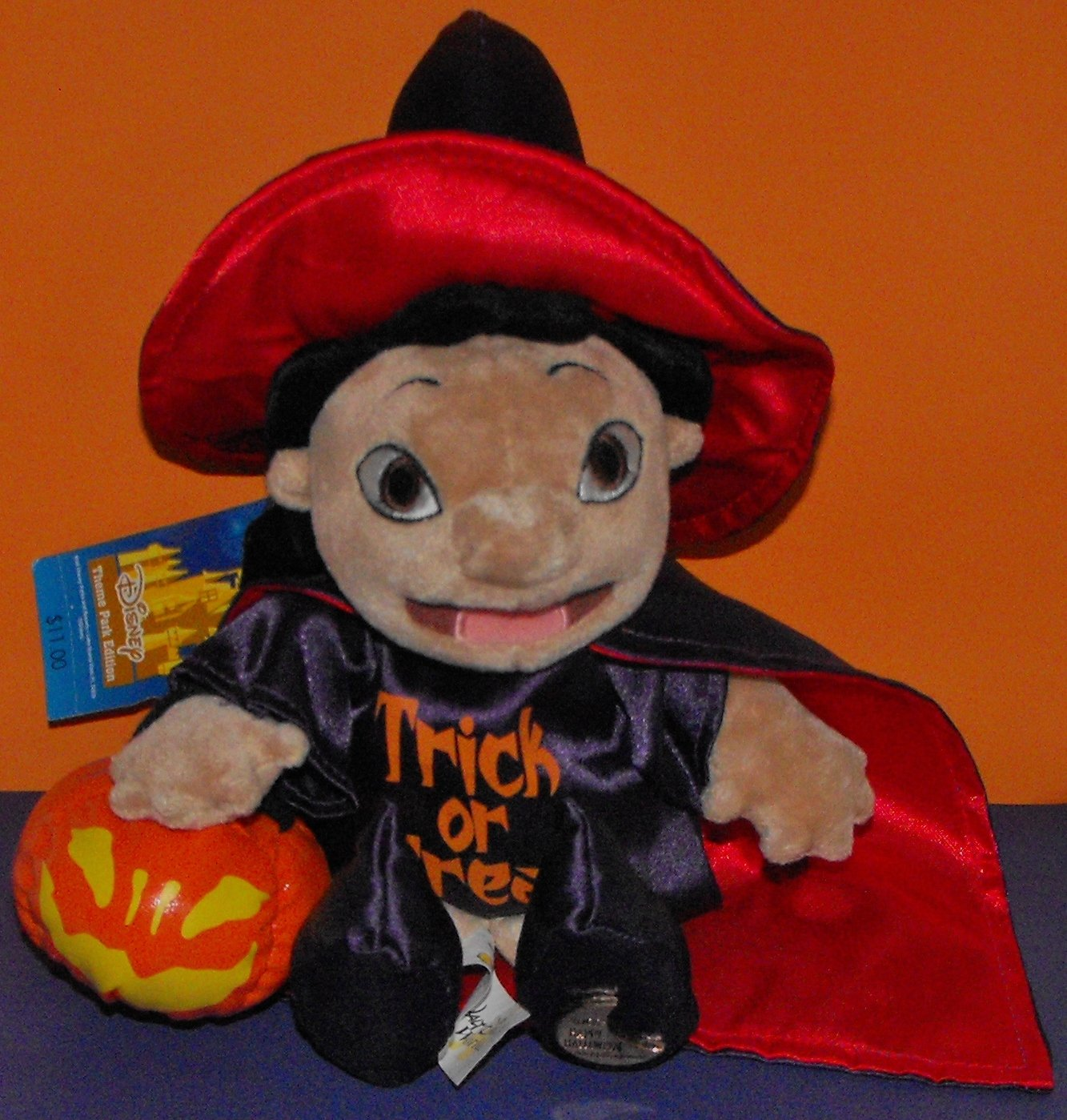 *SOLD~Awaiting Feedback~Disney's Lilo and Stitch Lilo Halloween Witch Doll