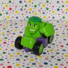 Spider-man & Friends Hulk Race Car Buddies Marvel Maisto 2003