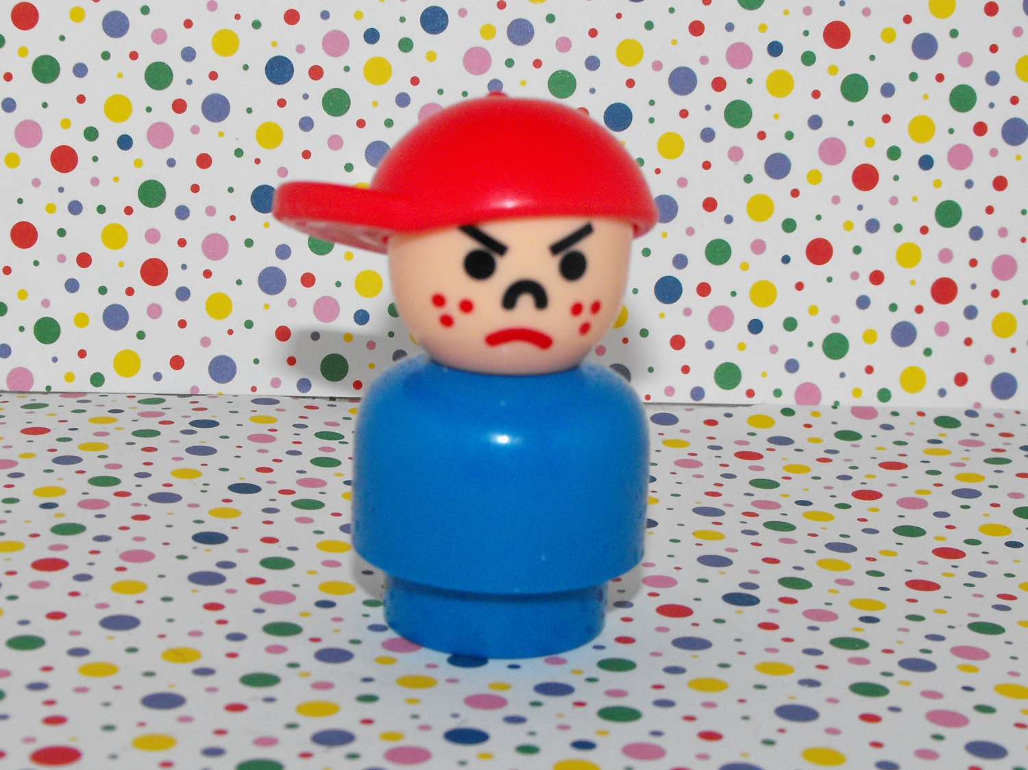 Fisher-Price Little People Play 'n Go School Bully Boy