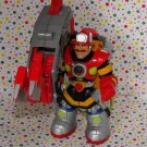 Fisher Price Rescue Heroes PowerMax Team Billy Blazes