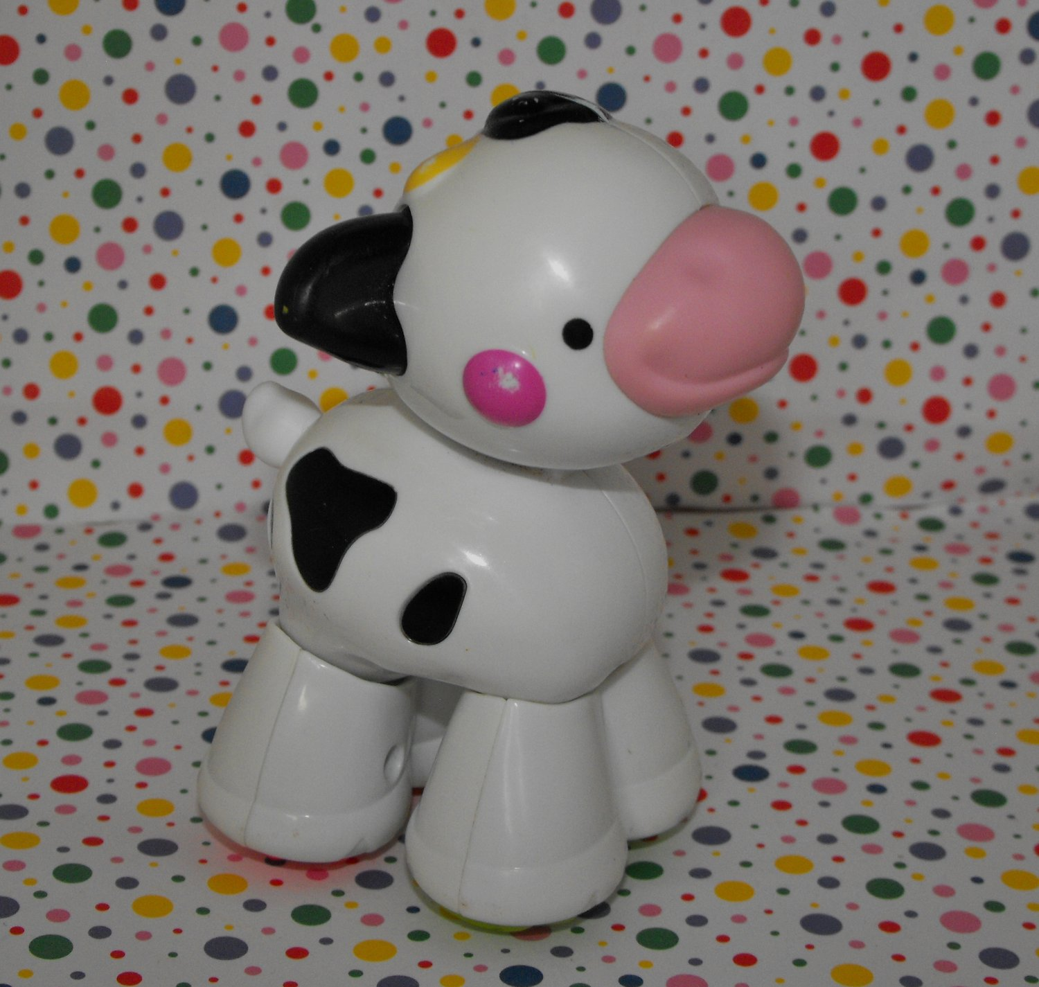 *SOLD~Awaiting Feedback~Fisher Price Sing-Along Activity Barn Amazing Animals Farm Cow Part