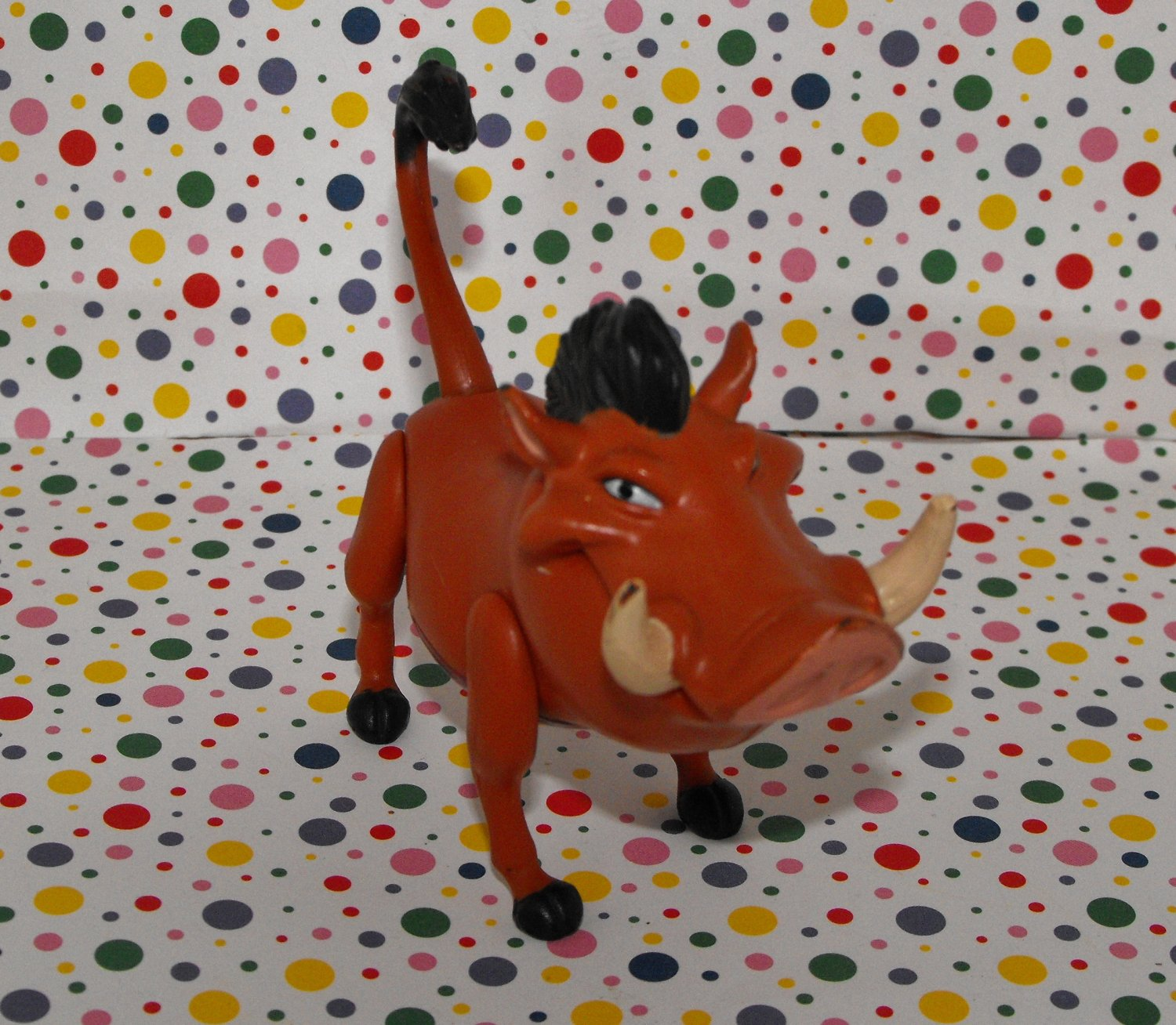 Disney Lion King Exclusive Action Figure Pumbaa