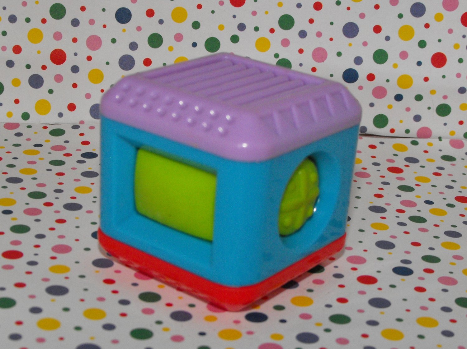 Fisher-Price Peek-a-Blocks Touch Sensations Block Replacement Part