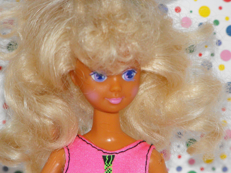 Barbie Beach Blast Skipper Doll