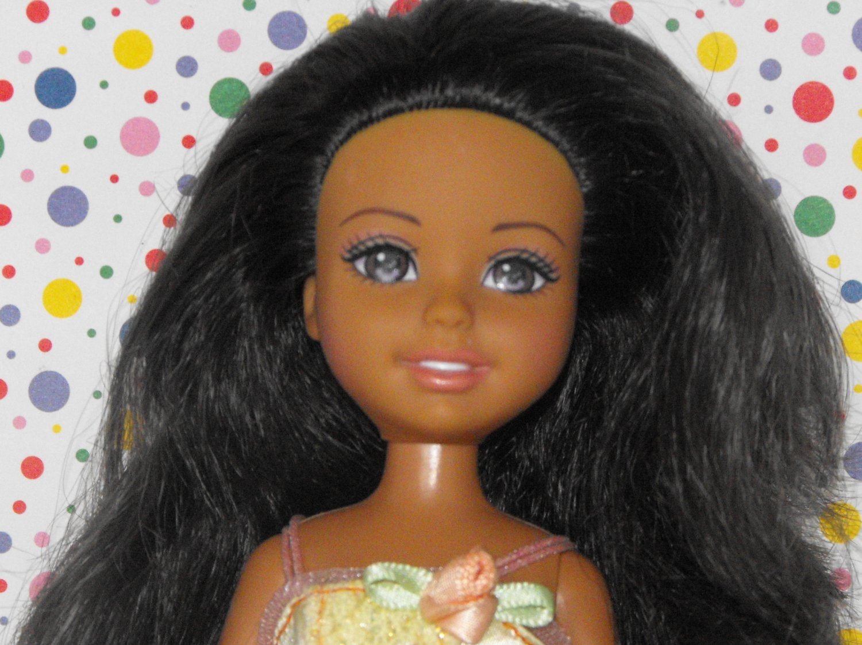 Mattel Wee Three Friends Barbie Janet Ballerina Doll~ Pre-Bratz