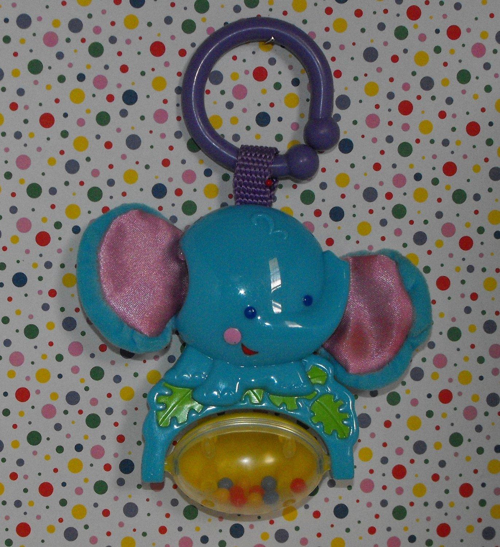 Fisher Price Precious Planet Elephant Link A Doo Attachment Toy
