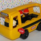 Little Tikes Toddle Tots People School Bus