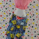 Barbie Spongebob Squarepants Clothes Outfit
