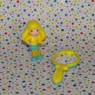McDonald's Strawberry Shortcake 2010 Lemon Meringue Figurine Happy Meal Toy