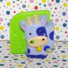 Leapfrog Fridge Phonics Farm Animals Cow Front Part