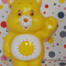 Care Bear Playset Part Funshine Bear Figure