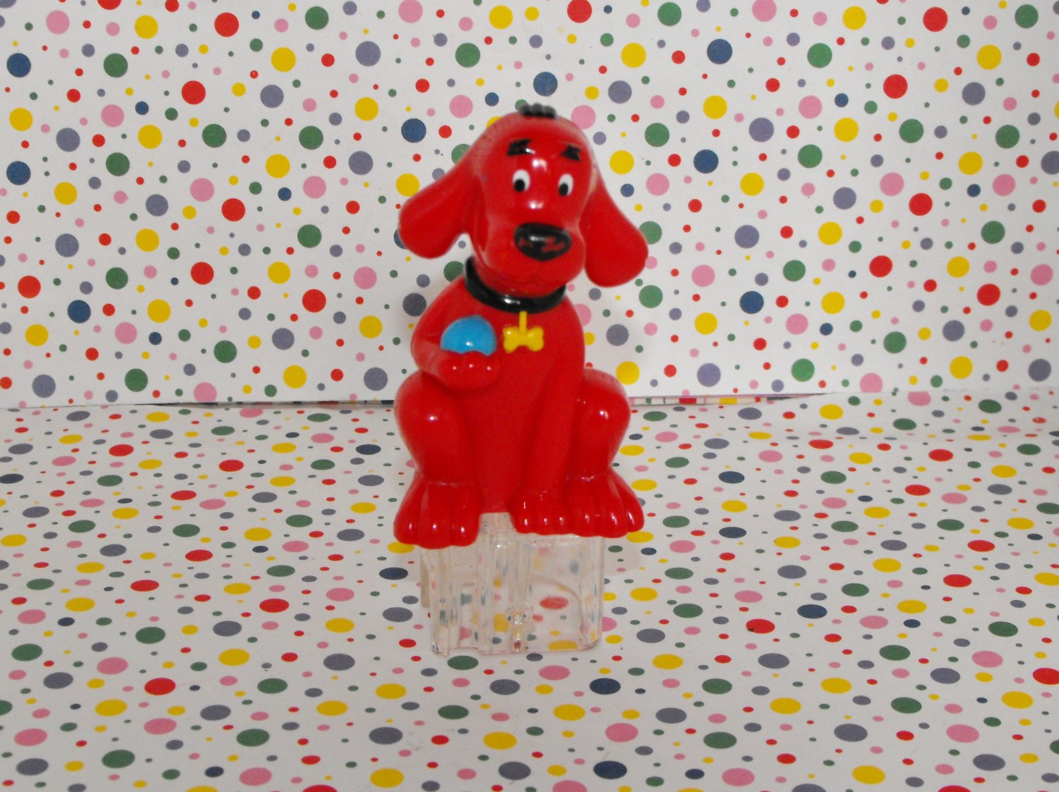 Fisher Price Easy Link Internet Character Part Clifford
