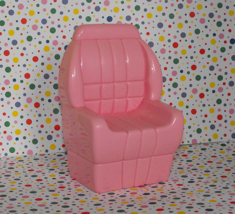 "Barbie ""Generation Girl: Tori My Room"" Pink Stuffed Chair"