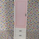Barbie Living in Style Bedroom Playset Armoire Cabinet Part