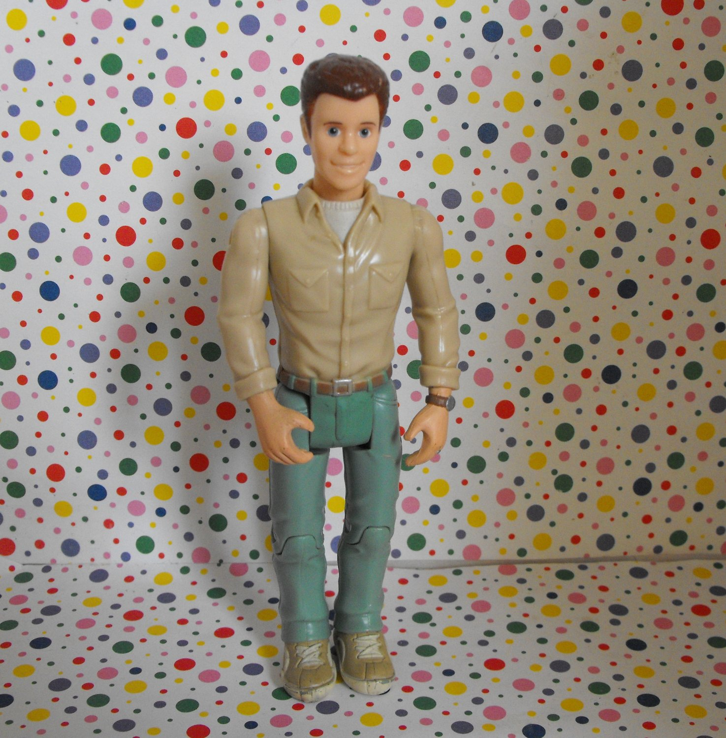 Fisher Price Loving Family Dollhouse Dad Man Figure