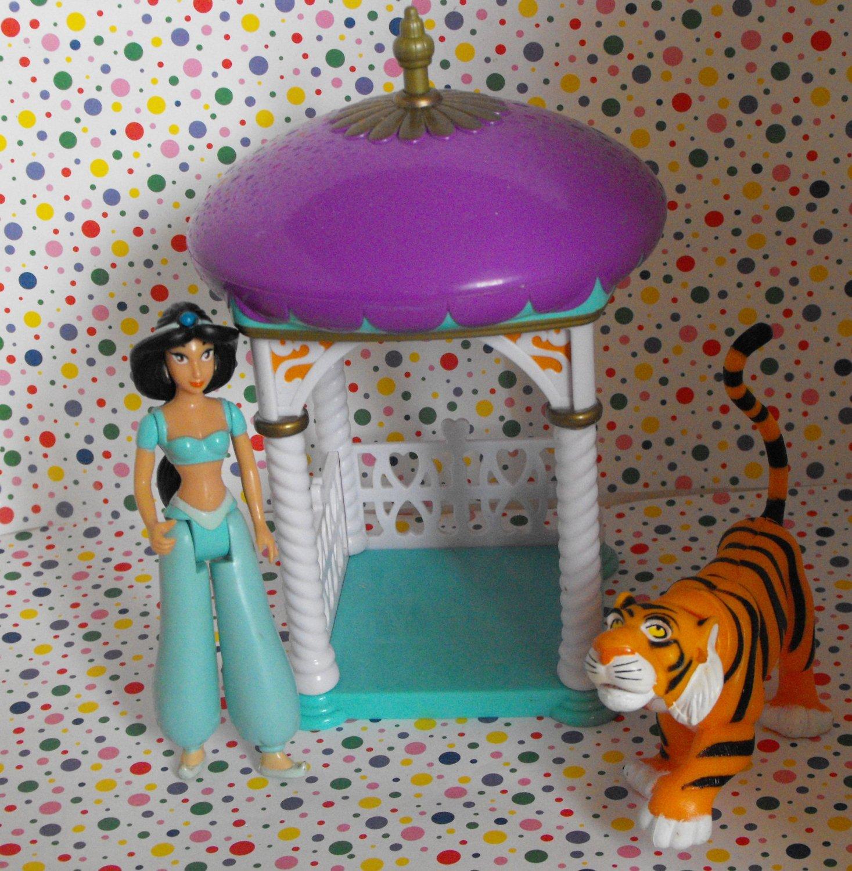 *SOLD~Disney Aladdin Jasmine Playset