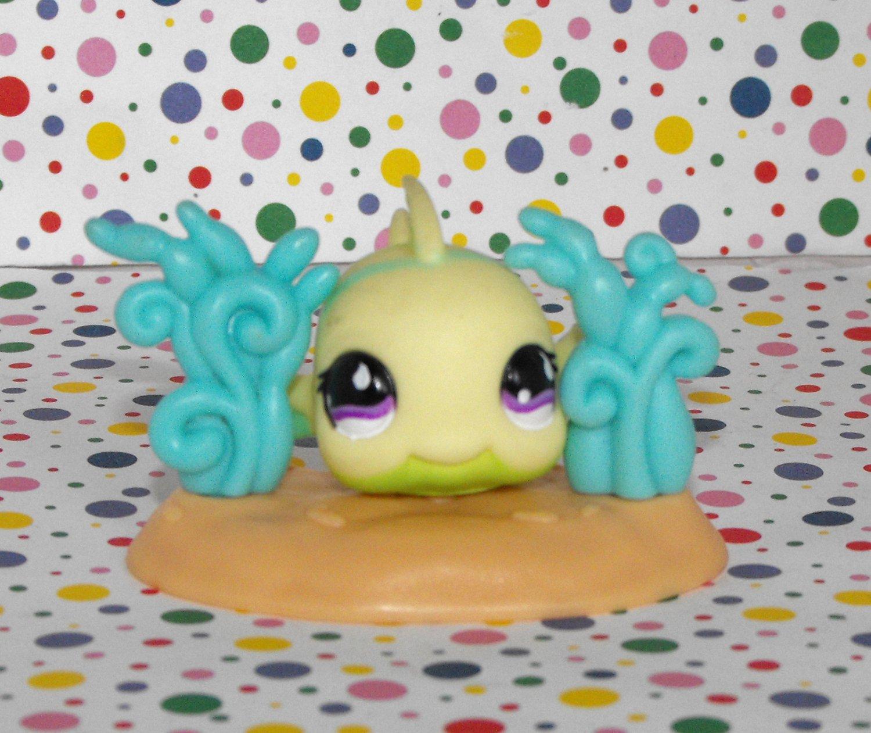 *2/15*SOLD~Littlest Pet Shop #519 Puffer Fish