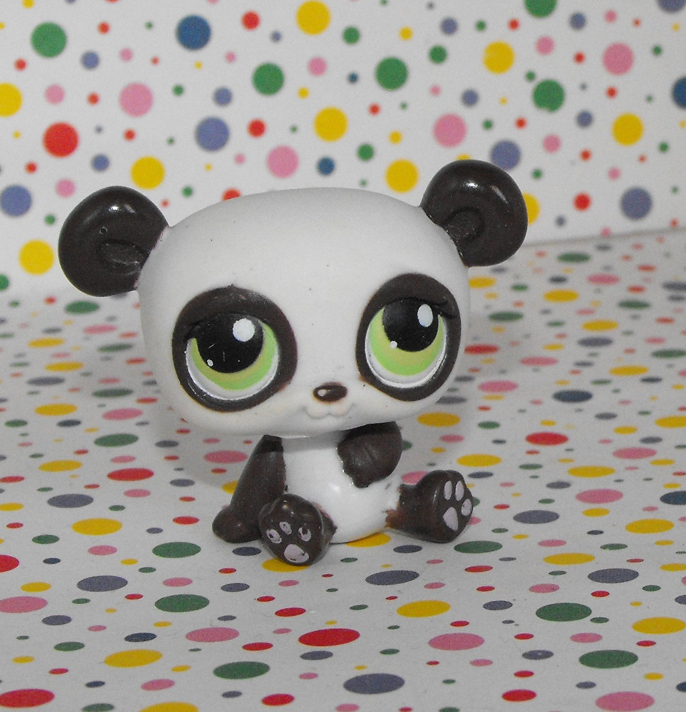 Littlest Pet Shop 176 Panda Bear Lps