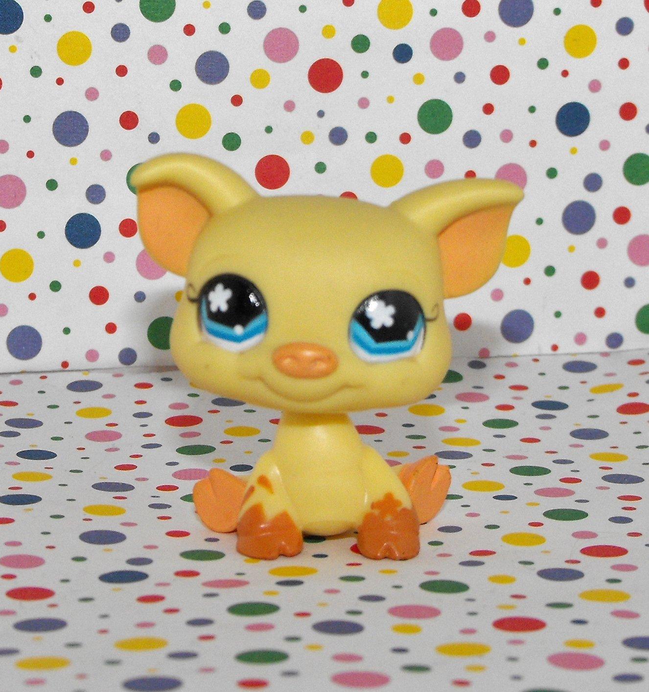 Littlest Pet Shop Pig #475 LPS