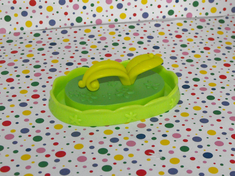 Littlest Pet Shop Portable Pets Butterfly Cozy Carrier Base Part
