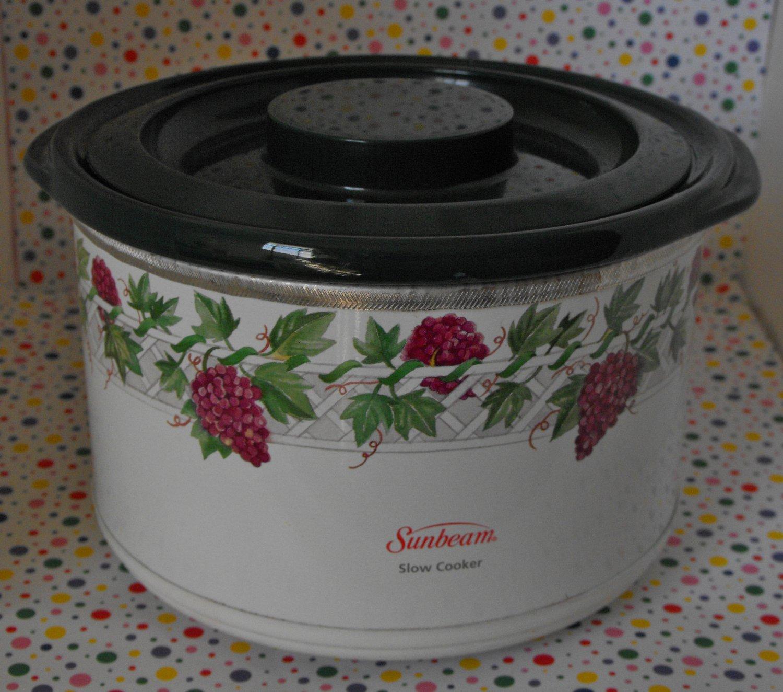 8 Sold Sunbeam Mini Crock Pot Electric Potpourri Warmer