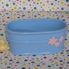 Littlest Pet Shop Portable Pets Doggie Plays in Tub Part