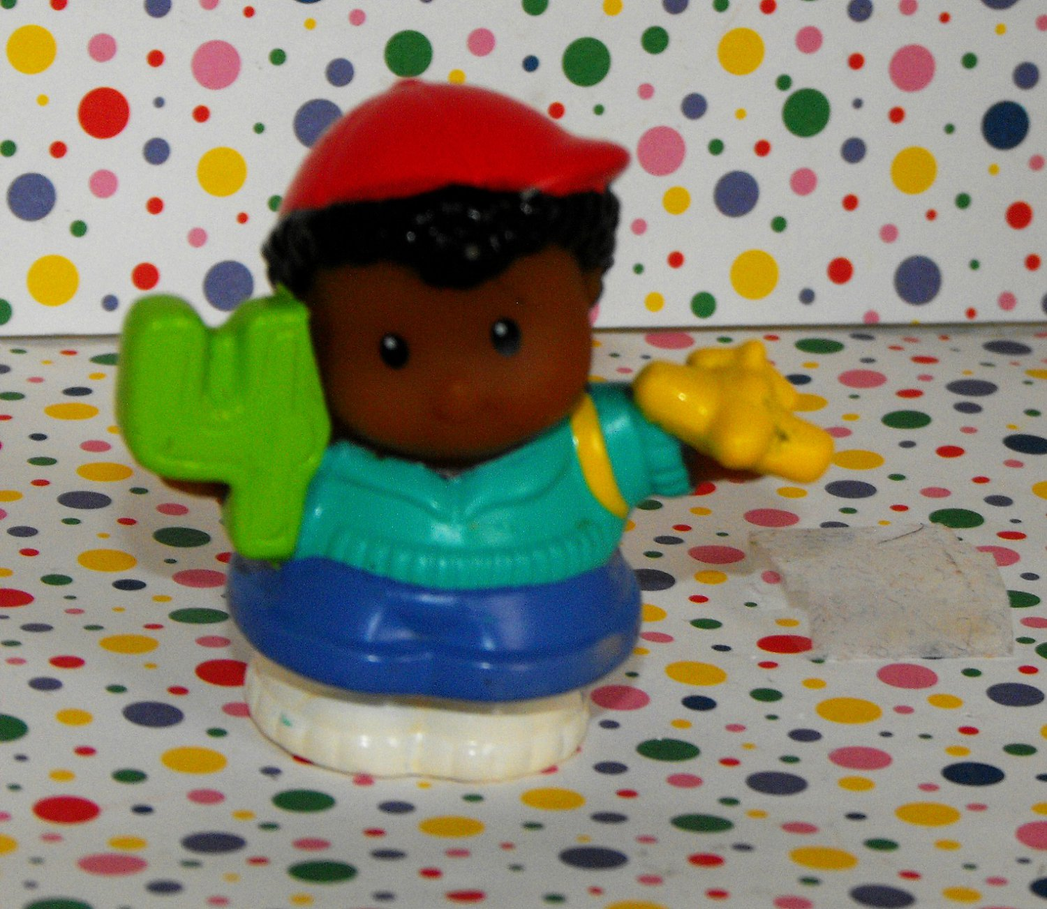 Fisher Price Little People Time-to-Learn Preschool #4 Part