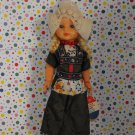 Vintage Rozetta Amsterdam Holland Doll