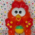 Fisher Price Kick 'n Crawl Barn Gym Toy Rooster Part