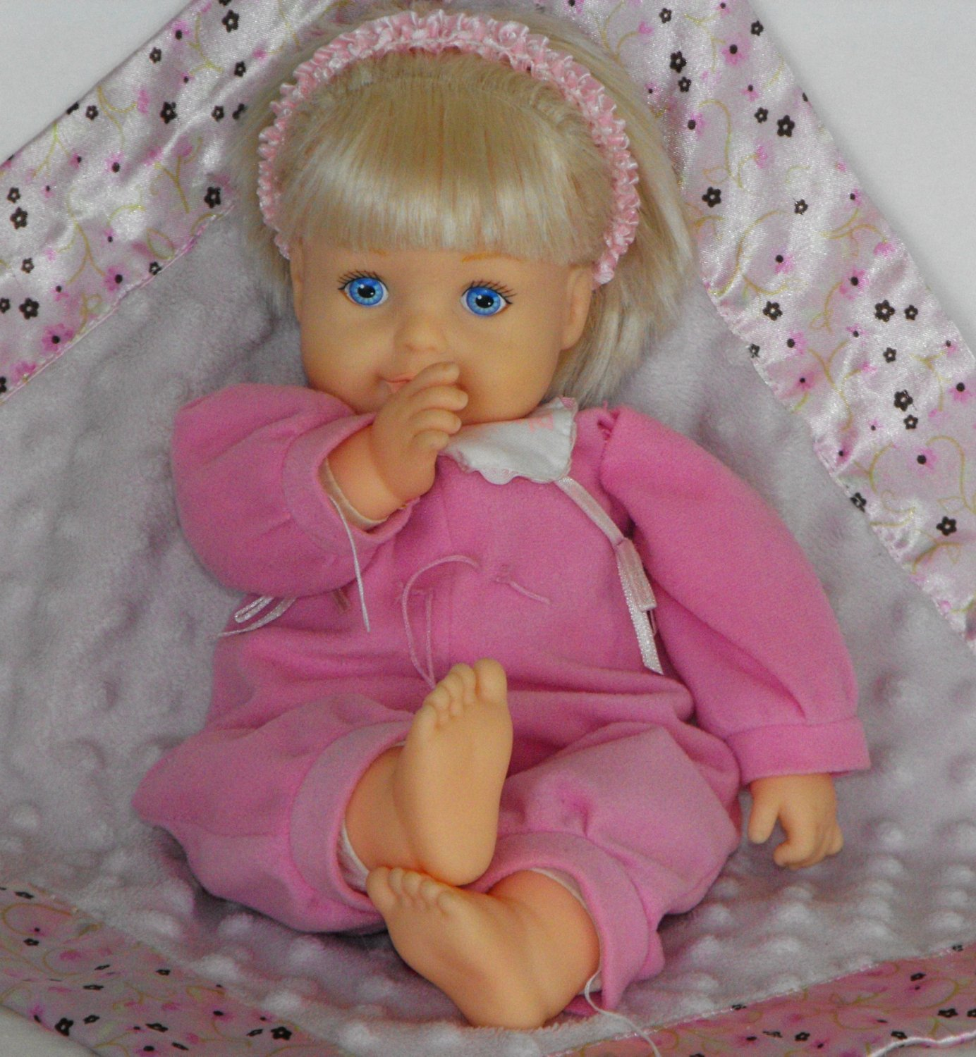 12*SOLD~Mattel Classic Collection Baby Thumbelina Doll